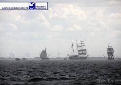 22 aug 2009 – Storm op de Eems