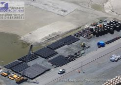 2 juli 2014 – Bouw Gassco boven Emden