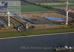 10 12 2014 – Baggerwerk Heuvelman Ibis bij Emden